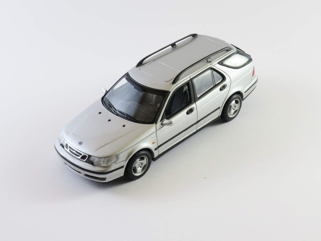 Saab 9-5 Estate 1999 – Minichamps