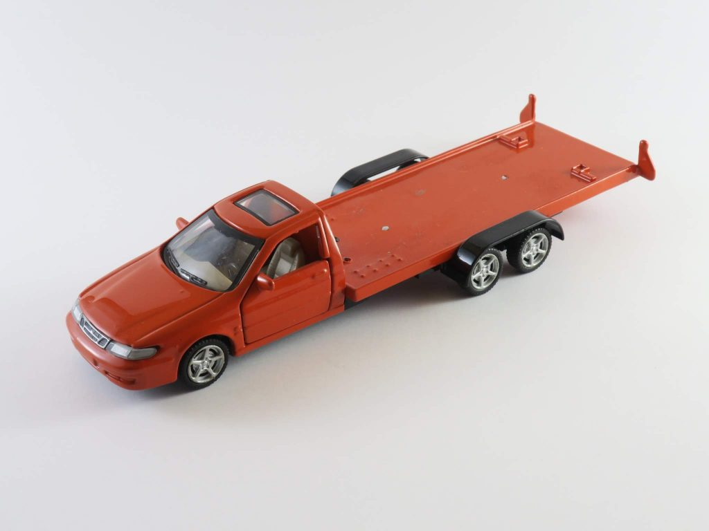 Saab 9-3 car transporter – I&M Models