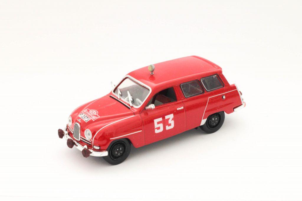 Saab 95 Rally Monte Carlo 1961 – Atlas Editions