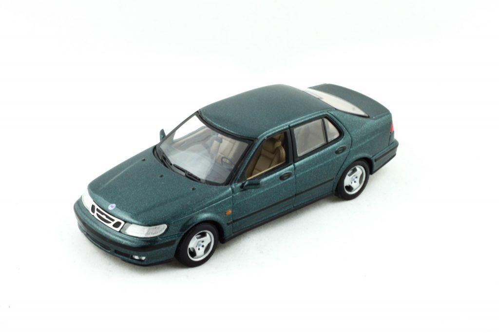 Saab 9-5 2.3t 1998 – Minichamps