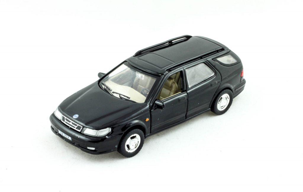 Saab 9-5 Estate 1999 – Minichamps