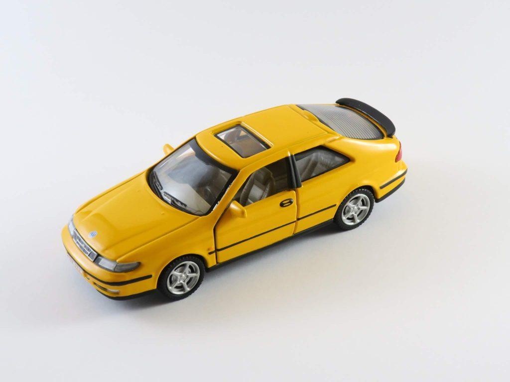 Saab 9-3 Coupé Viggen (1999) – Hongwell