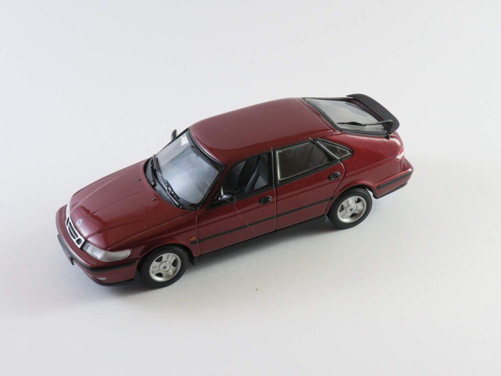 Saab 9-3 Saloon SE Turbo 1999 – Minichamps