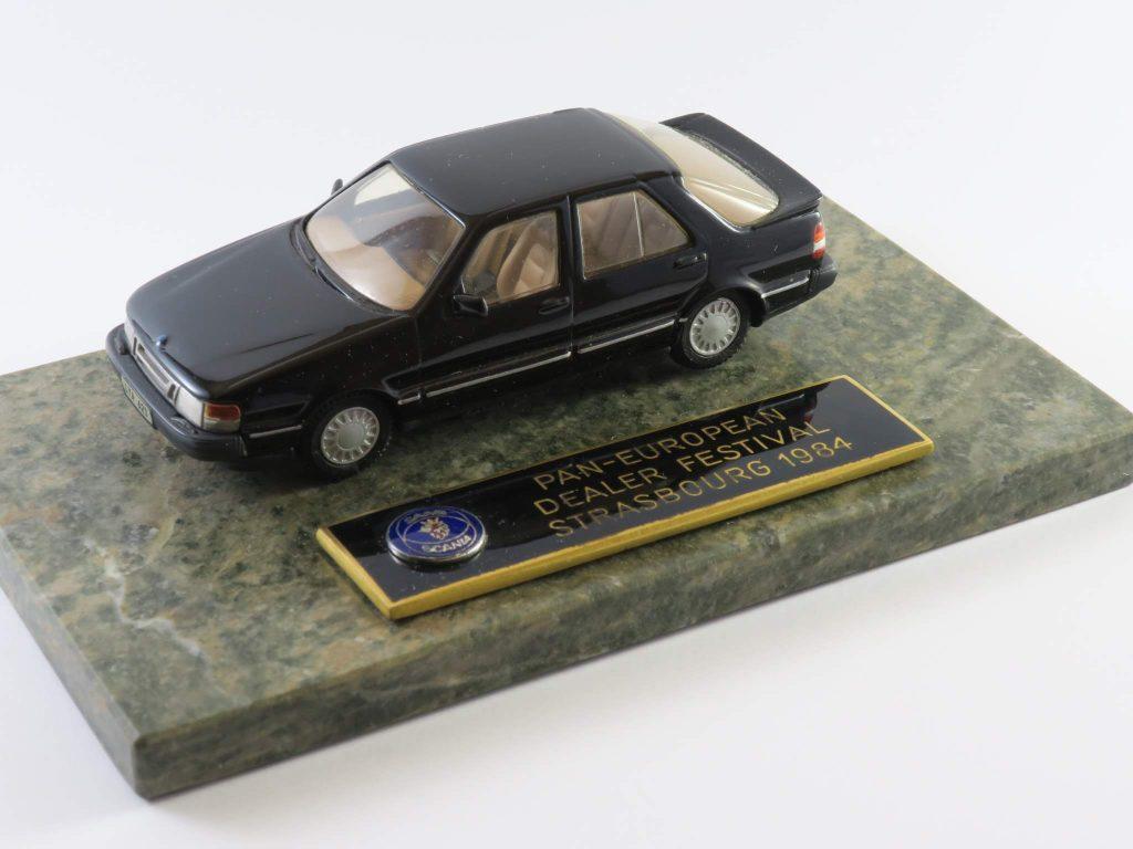 Saab 9000 Turbo 16 1985 – Somerville