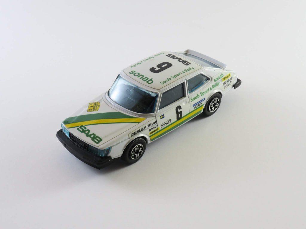 Saab 900 Coupé Turbo Rally 1982 – Burago