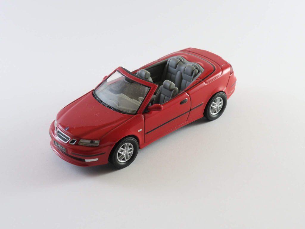 Saab 9-3 Cabrio 2004 – Yatming