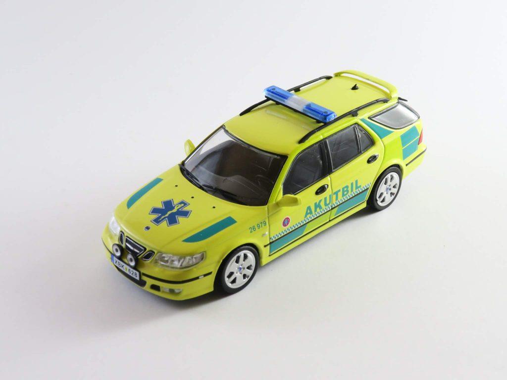 Saab 9-5 SportCombi AERO 2003 Ambulance – Atlas