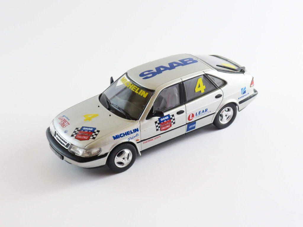 Saab 900 Talladega Challenge 1996 (car 4) – Atlas Saab Car Museum