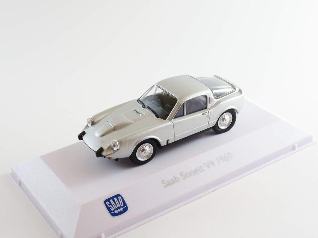 Saab Sonett V4 1969  – Atlas Saab Car Museum