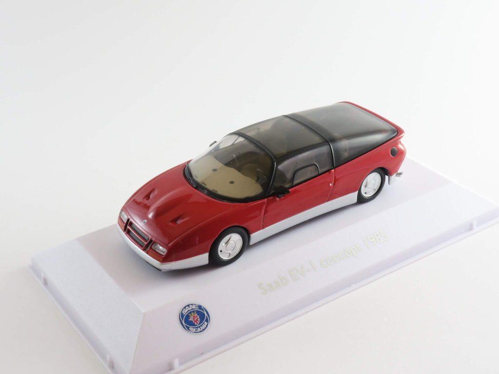 Saab EV-1 Concept 1985  – Atlas Saab Car Museum