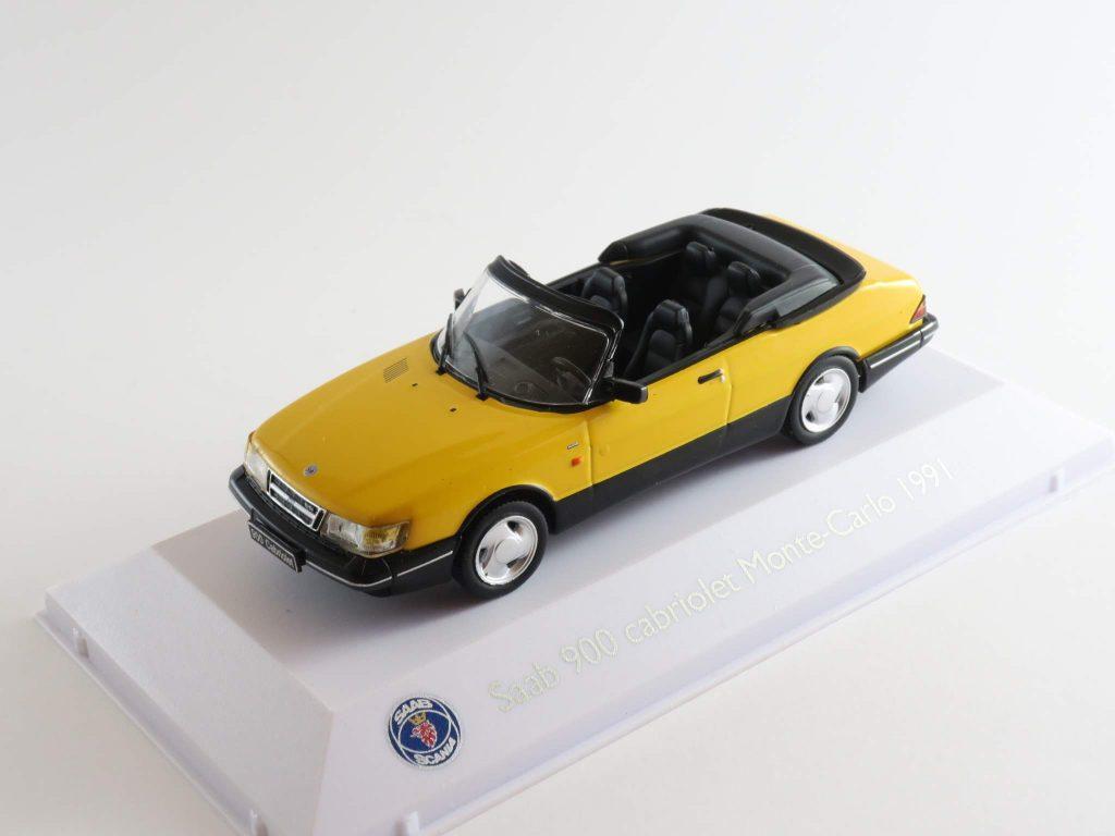 Saab 900 Cabrio Monte-Carlo 1991 – Atlas Saab Car Museum