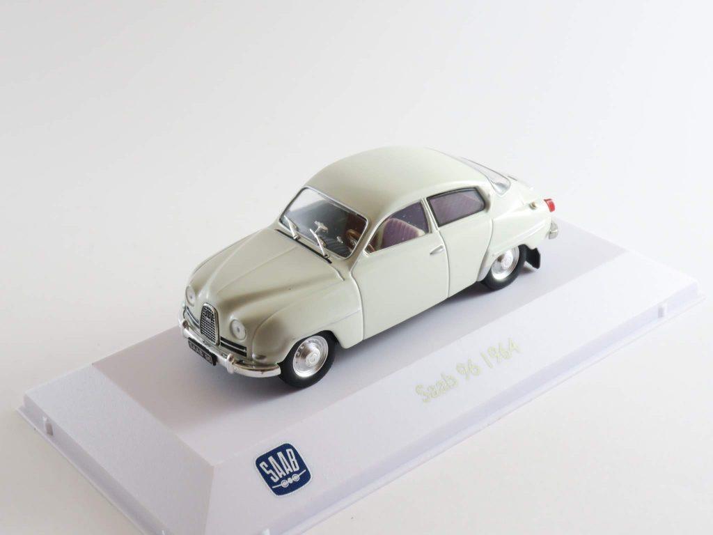 Saab 96 1964 – Atlas Saab Car Museum