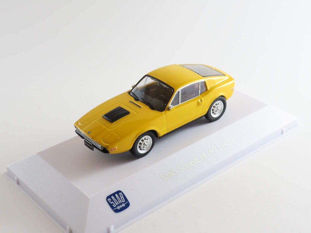 Saab Sonett III (97) 1971  – Atlas Saab Car Museum