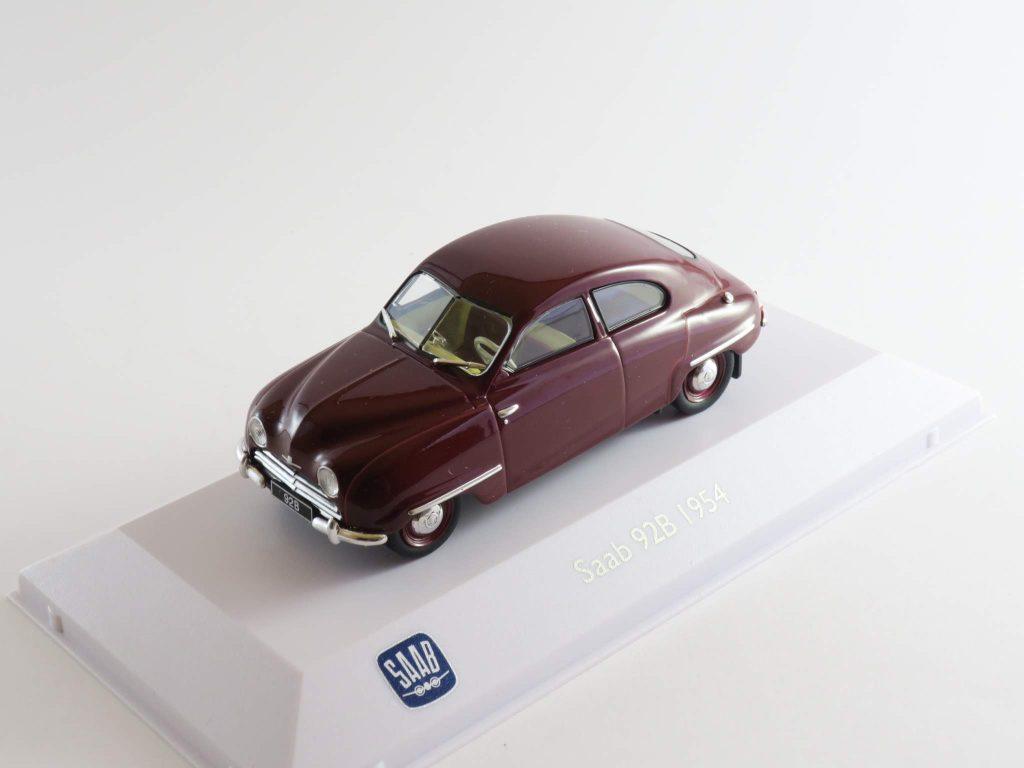 Saab 92B 1954 – Atlas Saab Car Museum
