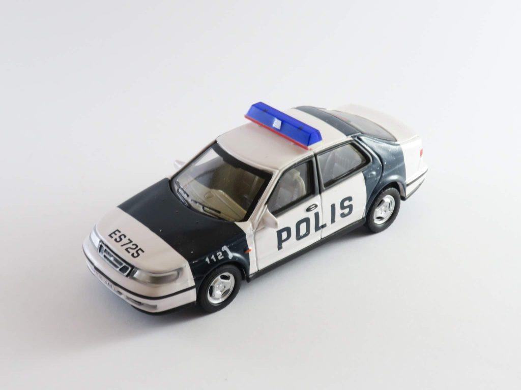 Saab 9-5 Polis – Hongwell