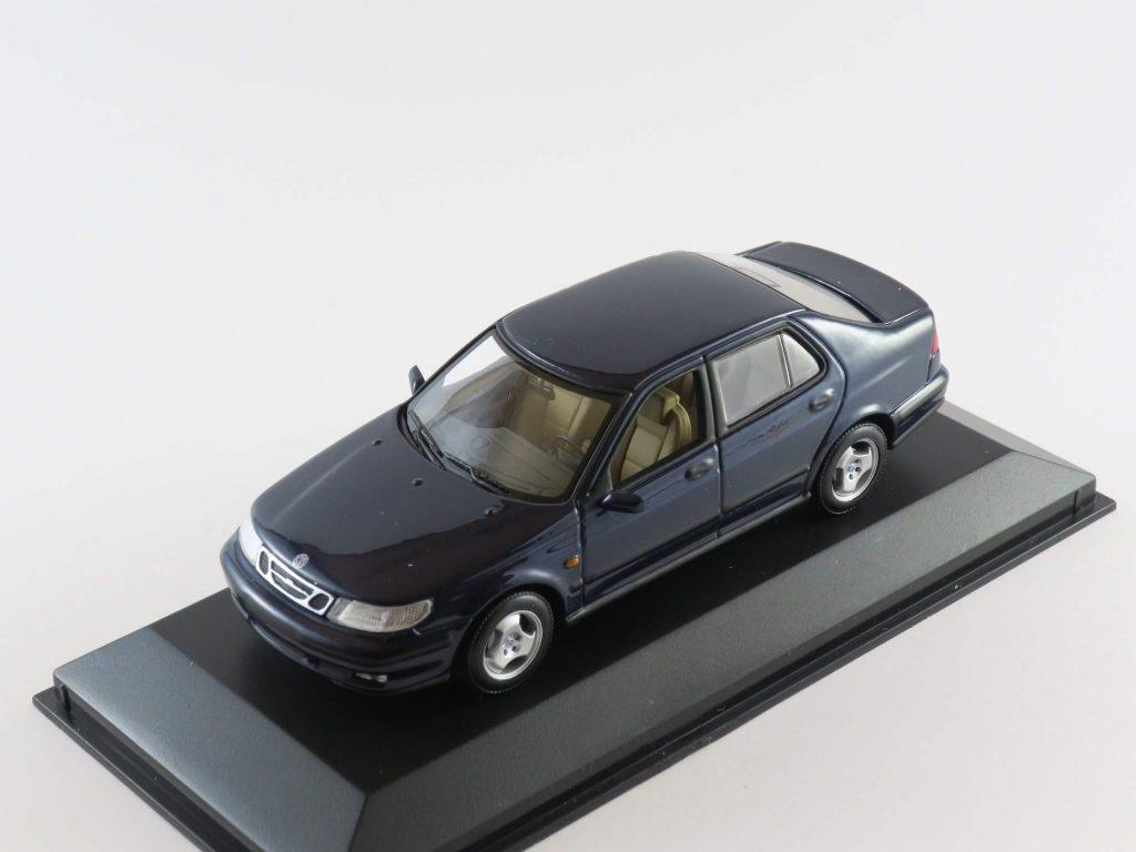 Saab 9-5 1998 – Minichamps