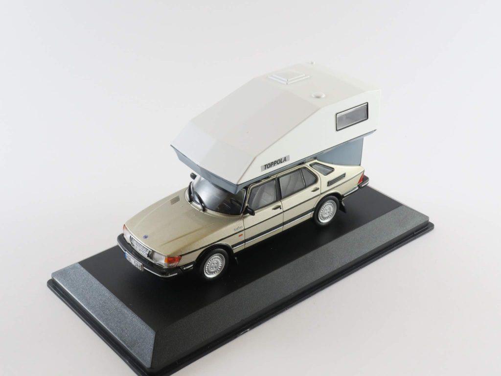 Saab 900 Toppola 1983 – Hachette (IXO)