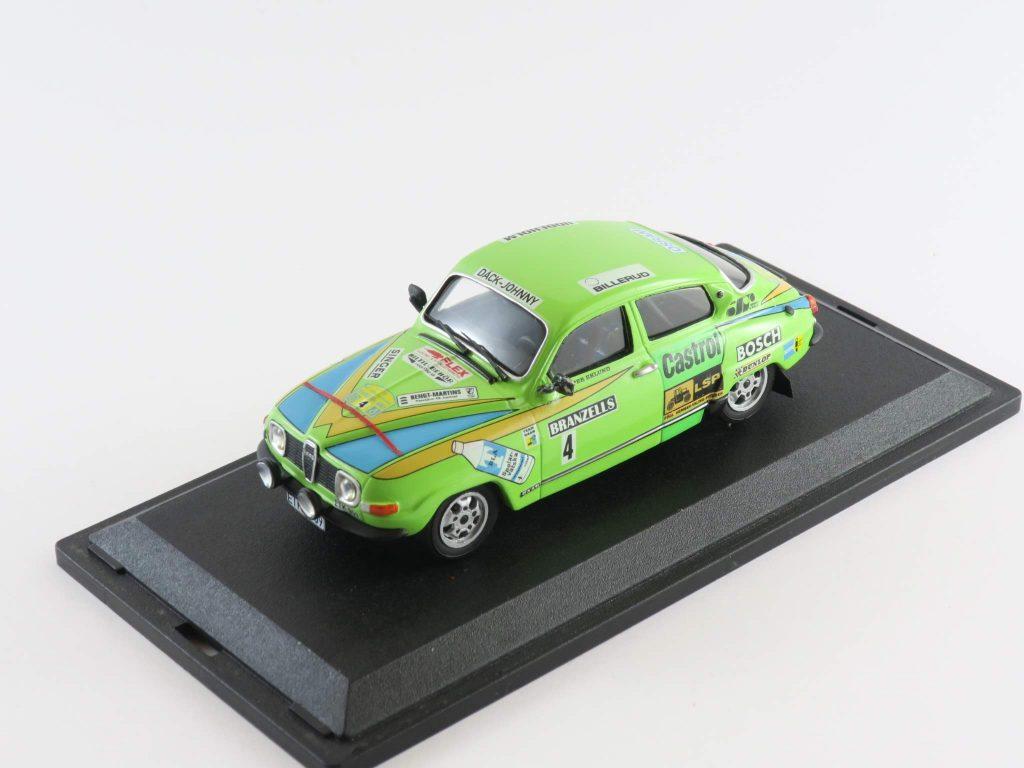 Saab 96 V4 Sweden Rally 1976 – Mini Racing (Prestige)