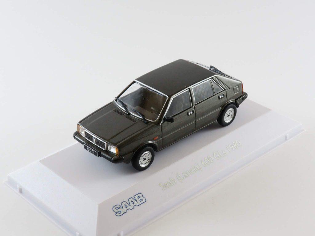 Saab Lancia 600 GLs 1980 – Atlas Saab Car Museum