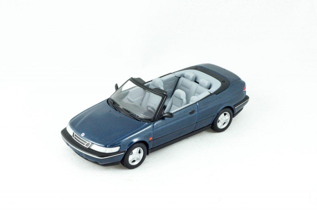 Saab 900 SE Cabrio 1995 – Minichamps