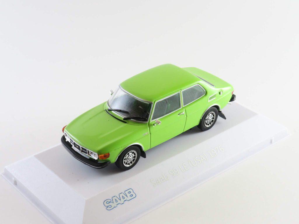 Saab 99 LE (USA) 1976 – Atlas Saab Car Museum