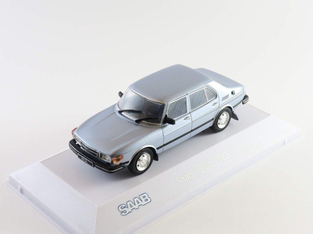 Saab 99 GL 1983 – Atlas Saab Car Museum