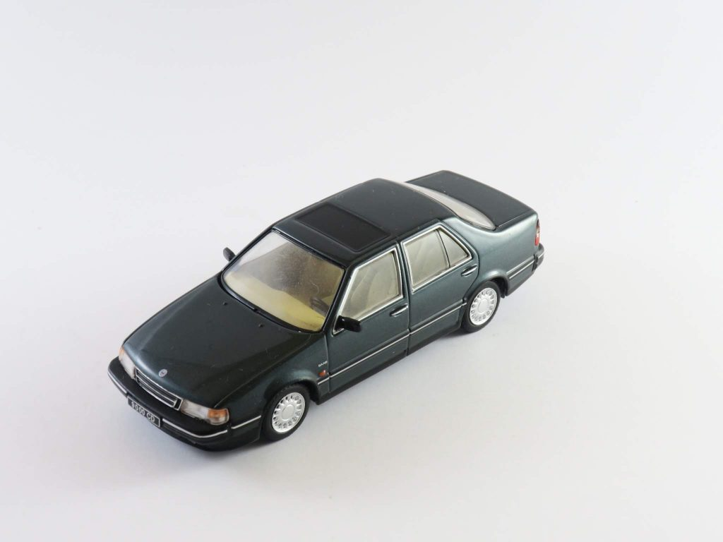 Saab 9000 CD 2.3 Turbo 1991 – Atlas Saab Car Museum