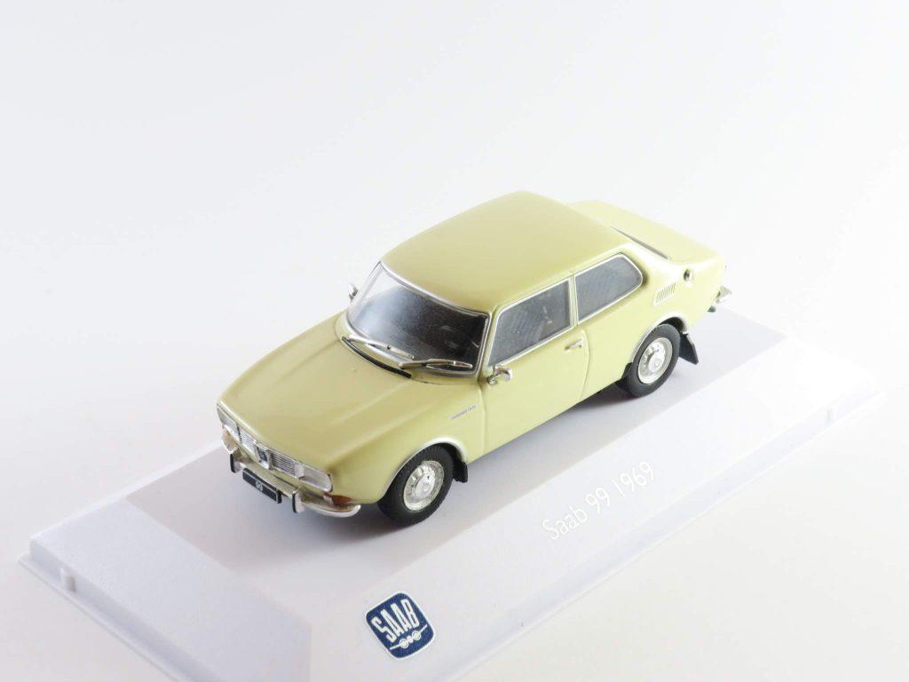 Saab 99 1969 – Atlas Saab Car Museum