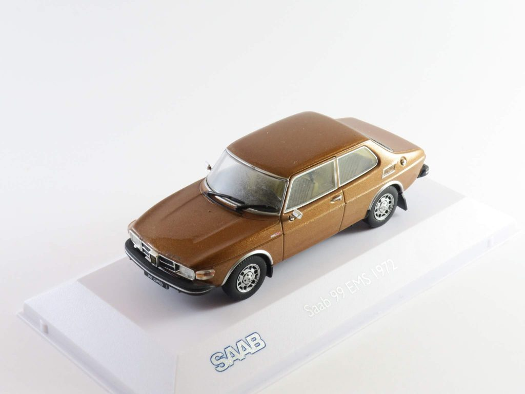 Saab 99 EMS 1972 – Atlas Saab Car Museum
