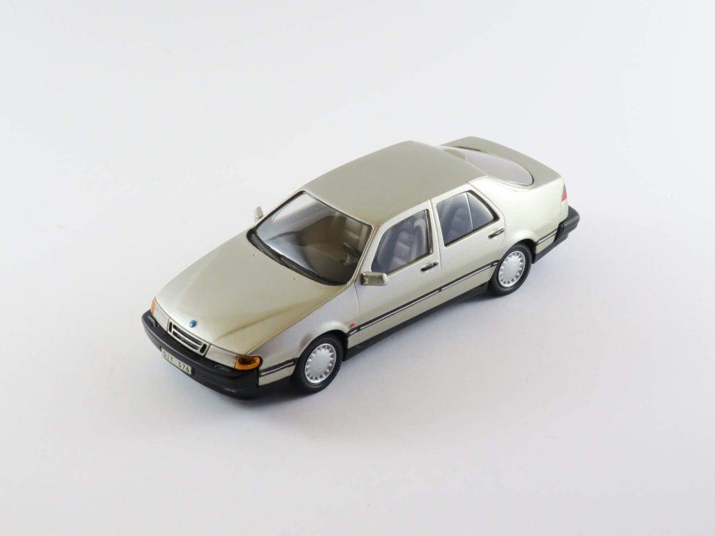 "Saab 9000 CS 2.3-16 1992 ""Modelex""- Somerville"