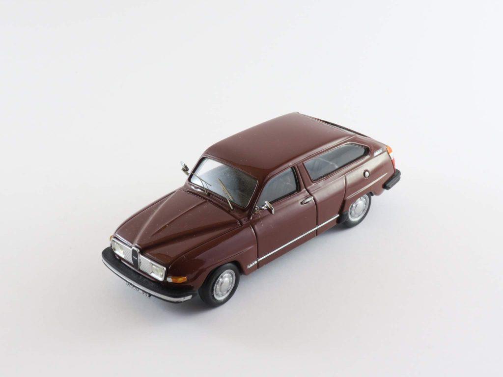 Saab 98 V4 Prototype 1975 – Eland Models