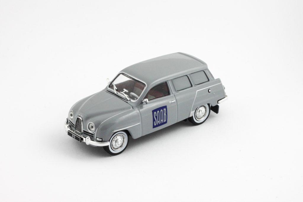 Saab 95 Van 1962 – Atlas Saab Car Museum