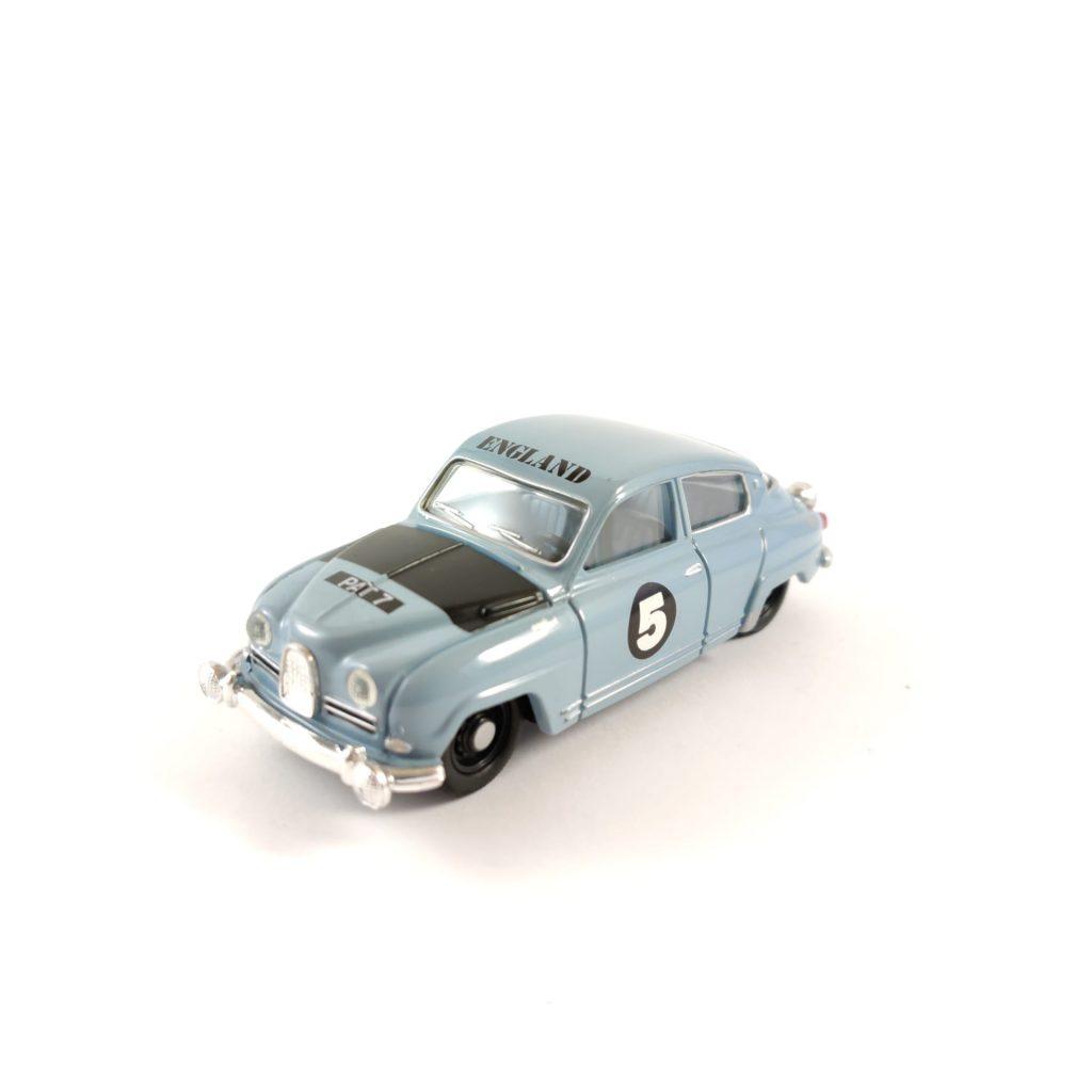 Saab 96 Sport 1961 two-stroke Safari Rally 1962 – Corgi Classics