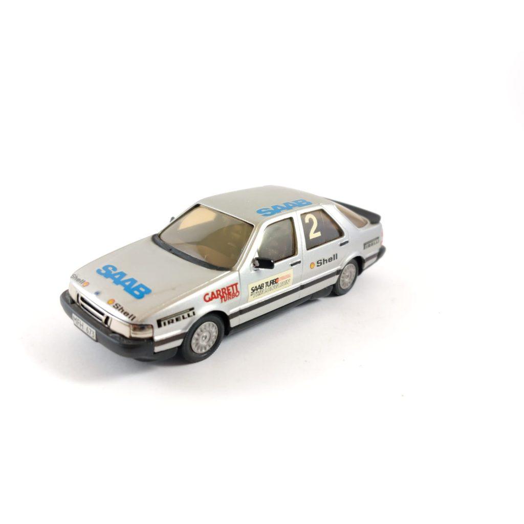 "Saab 9000 Turbo 16 Talladega ""The Long Run"" 1985 (car 2 v3) – Somerville"