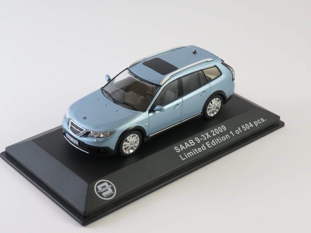 Saab 9-3 X 2010 – Triple 9
